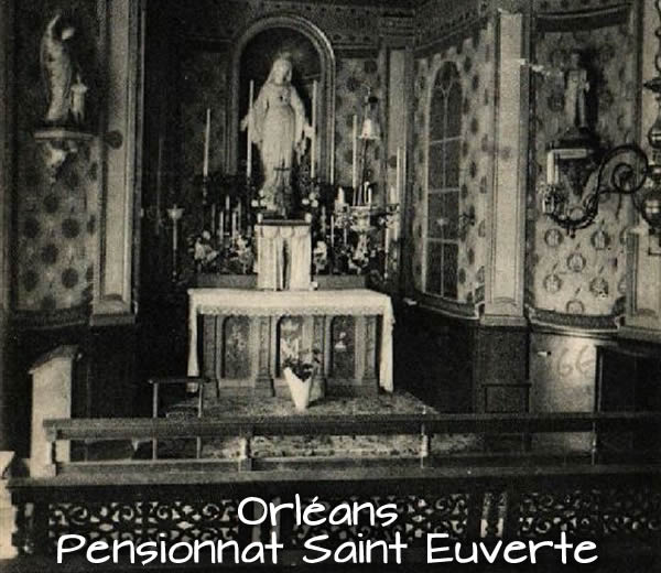 Pensionnat Saint Euverte