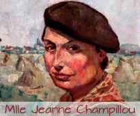 Mlle Jeanne Champillou